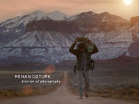 RENAN OZTURK // DIRECTOR OF PHOTOGRAPHY // REEL 2013