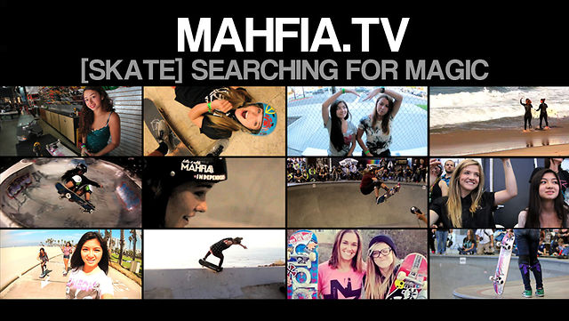 [MAHFIA TV] SEARCHING FOR MAGIC