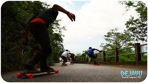 DEJAVU Downhill Longboard TRIP
