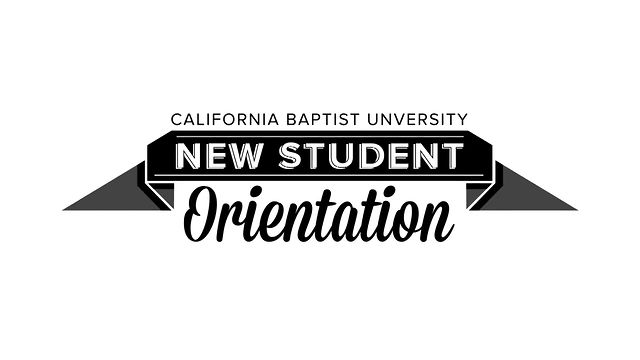 CBU New Student Orientation