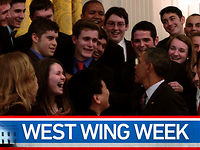 "West Wing Week: 08/15/13 or ""Stay With It!"""