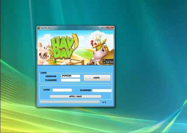 Download hay day Hack tool 2013 with Cheats