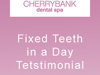 Fixed Teeth in a Day Testimonial