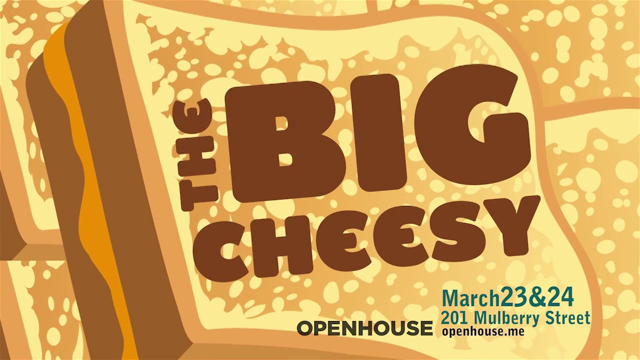 The BIG CHEESY!