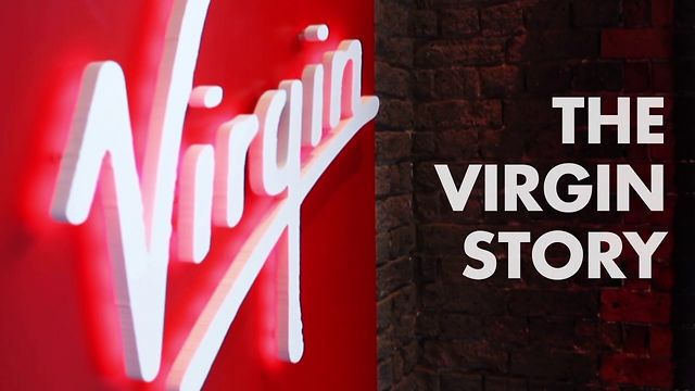 The Virgin Story: How to Create an Irresistible Brand Using Social Media