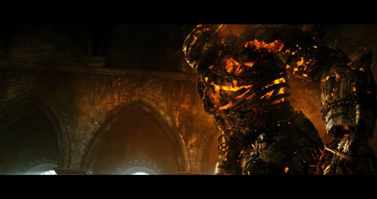 He's on fire! VFX breakdown of a Solomon Kane scene