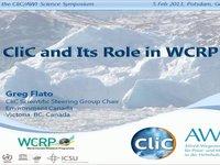 GFlato- CliC and Its Role in WCRP.video