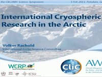 VRachold- International Cryospheric Research in the Arctic.video