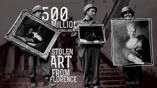 Nazi Art Theft