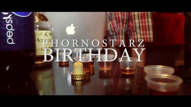 PHORNO STARZ BIRTHDAY
