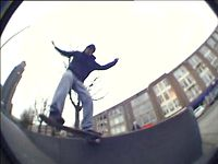 10 Noseslides with Hendrik