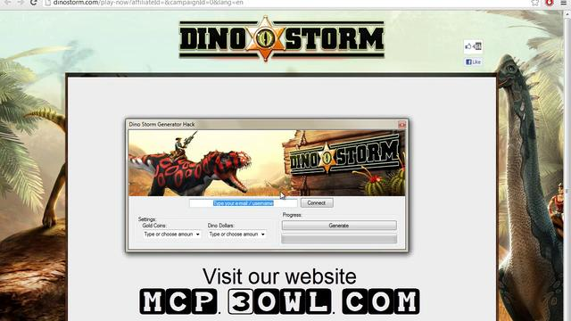 Cheats For Dino Storm