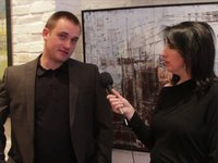 "BNN's ""Its all About Art"" Interviews artist Gregory Prestegrod"