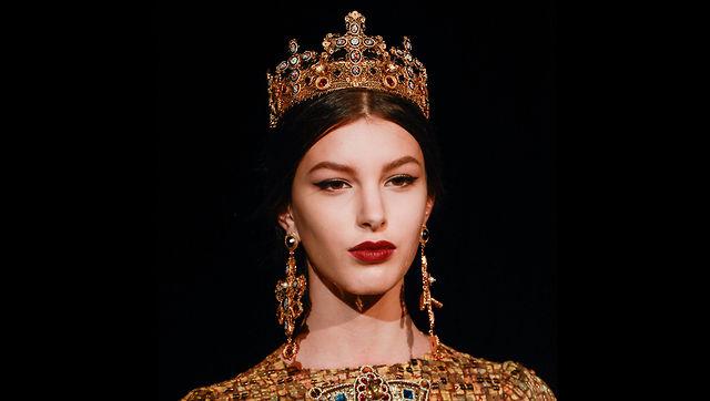 Dolce & Gabbana Runway 2014