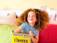 Breakfast In Bed (Cheerios)