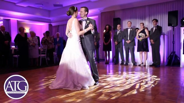 Wedding DJ in Charlotte Rocks The Ballantyne Hotel &amp; Lodge For Rachel &amp; Rob's Wedding