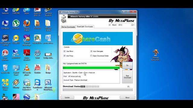 How To Bypass Sharecash Survey And Fileice Survey March 2013 ...