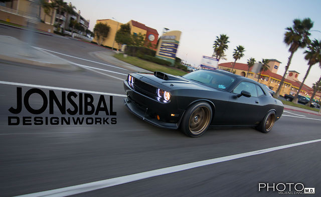 Jonsibal Dodge Challenger | PHOTO M.D.