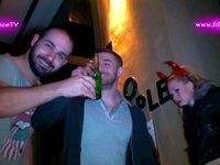 DanceTV @ People Lounge Vol.3.(Carnival Edition).Lamia/Greece.17/3/2013.
