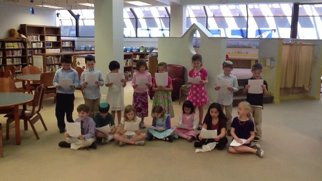 1st Grade Readers Theater
