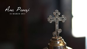 Ana Panayi's christening video