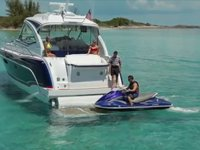 45 Yacht Swim Platform