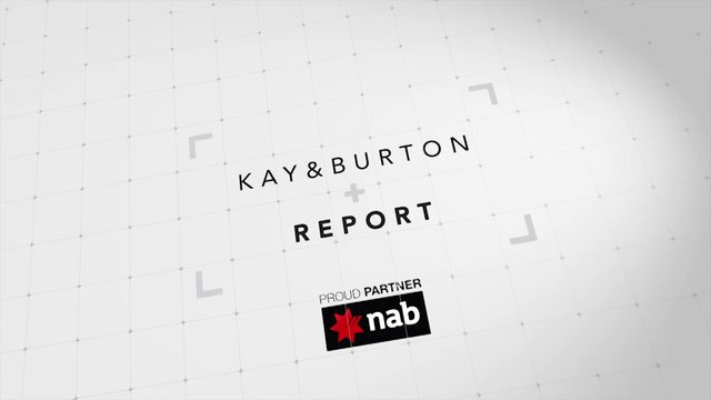 Kay &amp; Burton Report Stinger