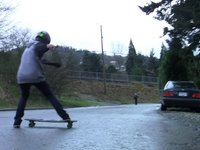 Yardwaste Downhill: Champ