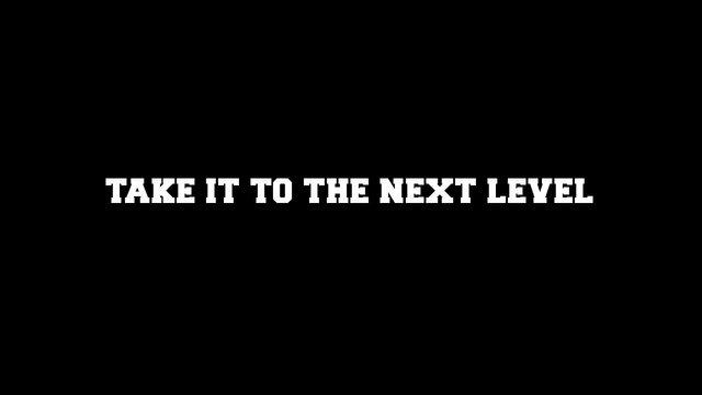 Подними это на следующий уровень