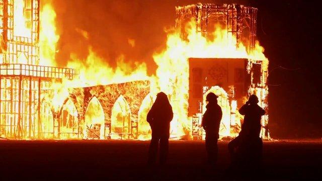 DREAM - Art & Culture of Burning Man
