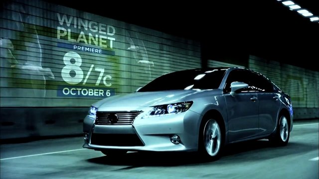 Discovery: Lexus/ Winged Planet