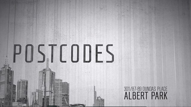 Postcodes - Episode 1 - Albert Park
