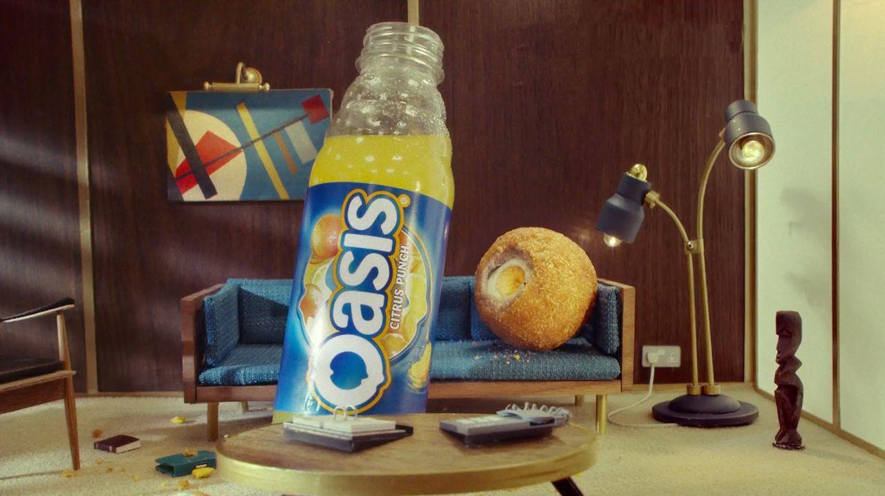 Oasis - Scotch Egg