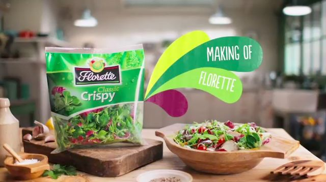 The Making of: Florette - The Joy of Salad