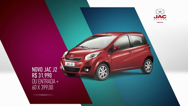 Jac Motors - J2