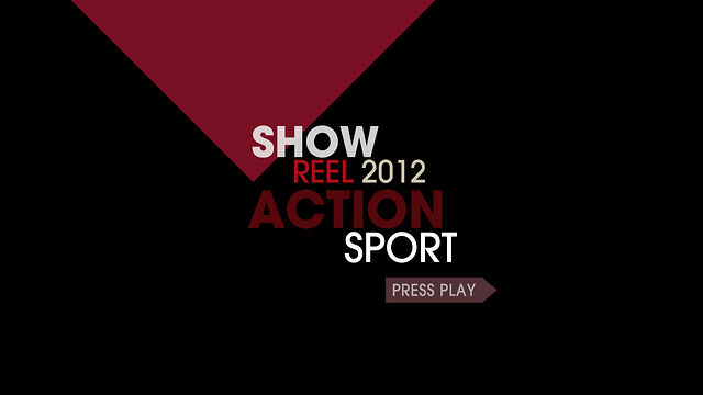 ShowReel 2012  / Action Sport