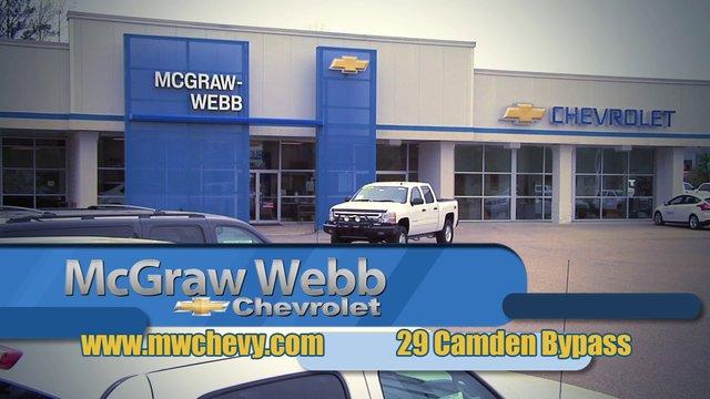 Webb Chevrolet >> McGraw Webb Chevrolet Spring Special on Vimeo