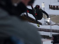 Skiers.dk // X Games Tignes - Superpipe + Interview