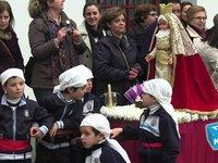 Semana Santa infantil - Colegio La Inmaculada