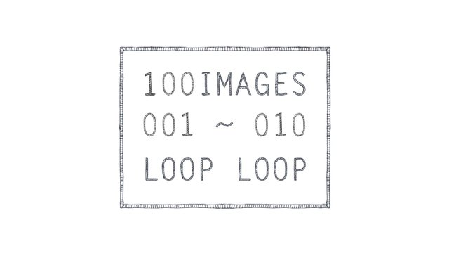 100 IMAGES 001~010