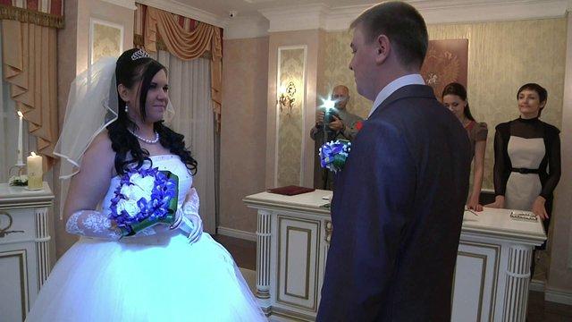 Свадебный видеограф Сергей Хаханов, Омск