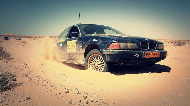 The Ultimate Roadtrip - Amsterdam Dakar Challenge 2013 (Mauritania, Senegal)
