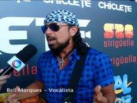Banda baiana festeja os 20 anos do Bloco Siriguella com um show em Fortaleza