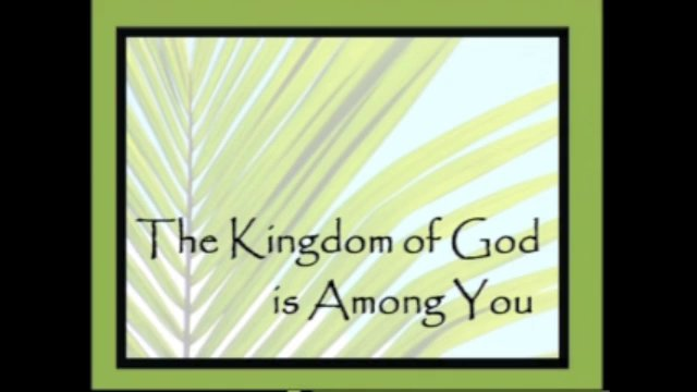 Image result for Kingdom of God Among You