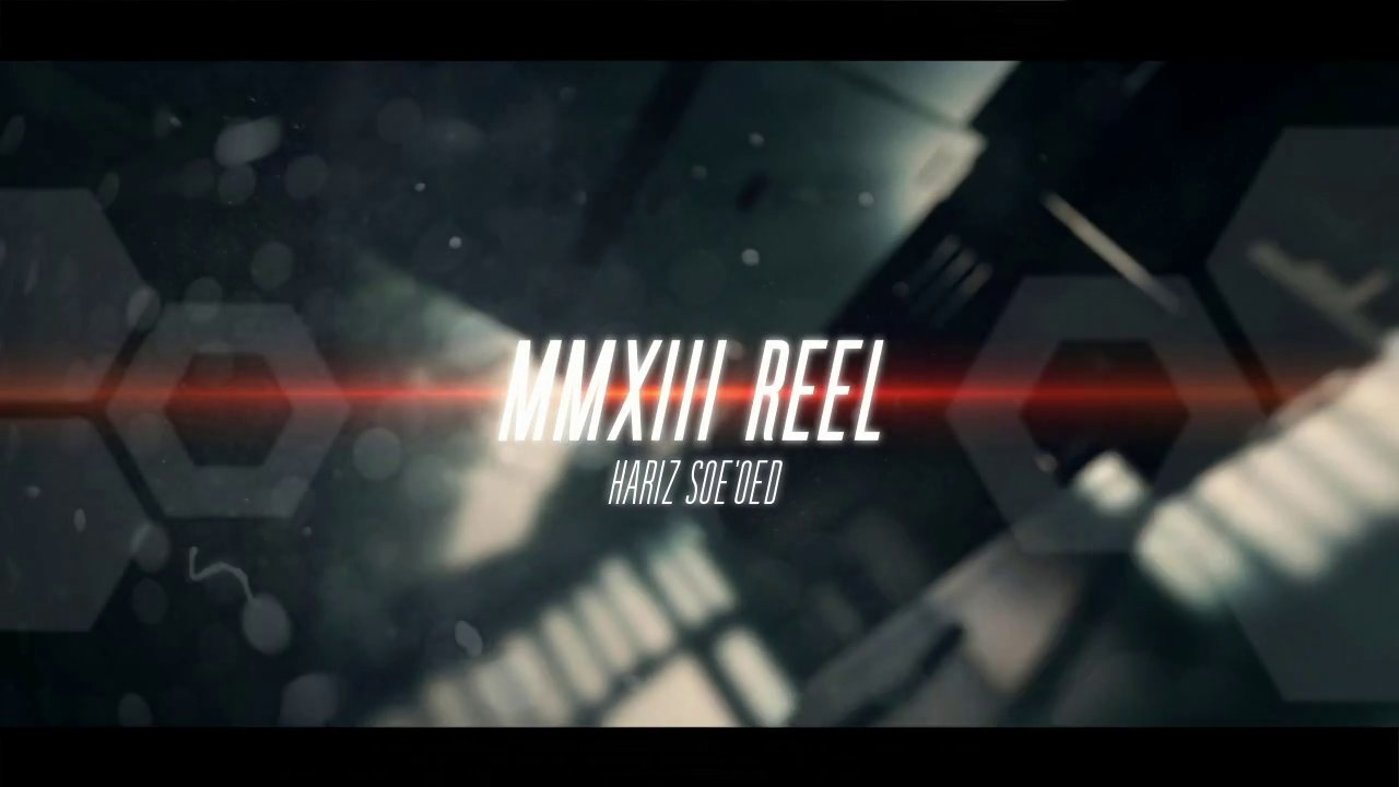 CODE NAME: ZAVIERO || SHOWREEL 2013