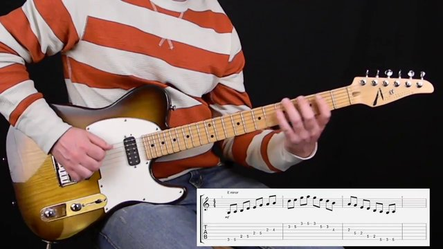 Improvise with me Part 1 Pentatonic Shapes