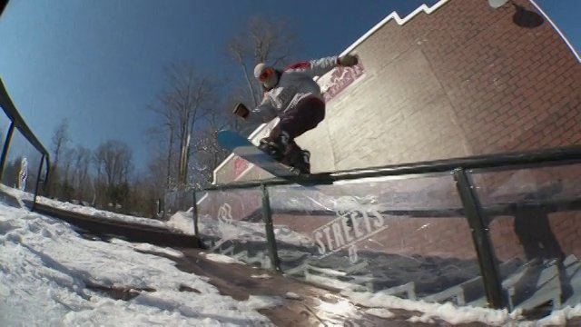 Seven Springs Session  - 'Northern Heights presented by.... Carlton Dry'