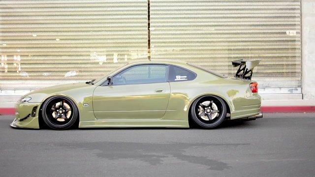 Green Monster // Silvia