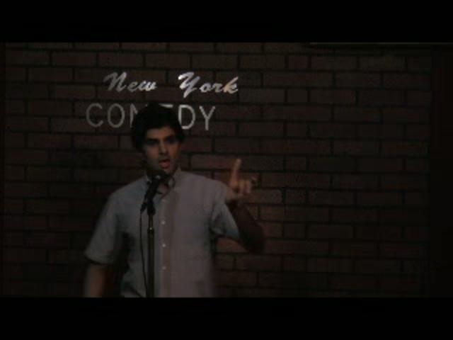 Sagar @ New York Comedy Club 1/22/2010