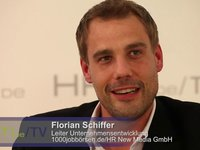 Florian Schiffer: Recruiting mit Twitter
